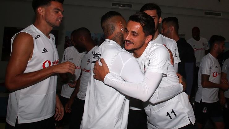 <h2>Beşiktaş, Akhisarspor maçına hazır</h2>