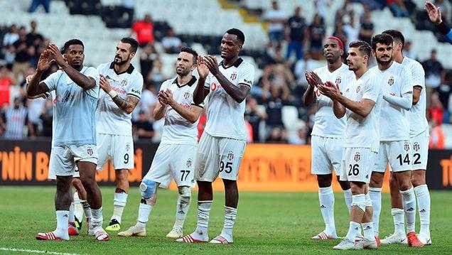 Beşiktaş'ın Akhisar karşısındaki muhtemel 11'i