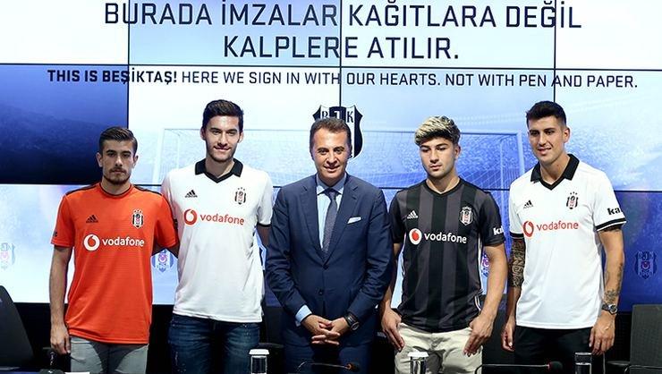 <h2>Beşiktaş'ın büyük gururu!</h2>