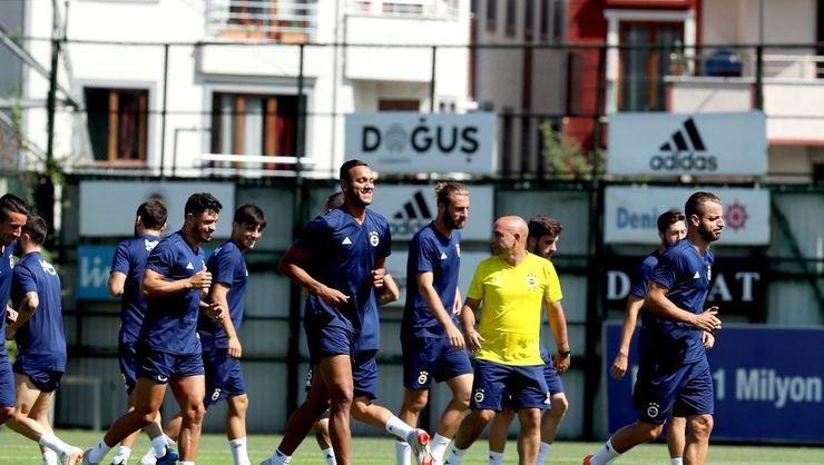 <h2>Fenerbahçe, Bursaspor maçının hazırlıklarını tamamladı</h2>
