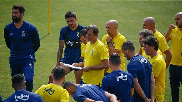 Fenerbahçe'de Benfica öncesi kilit adam! Cocu'nun güvendiği isim