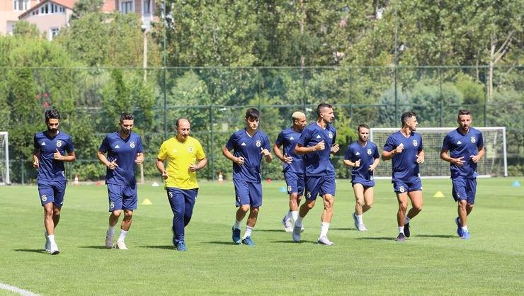 <h2>Fenerbahçe'de Bursaspor maçı hazırlıkları başladı</h2>