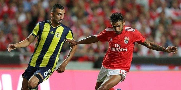 <h2>Fenerbahçe'de Bursa'ya Josef, Benfica'ya Mehmet Topal</h2>