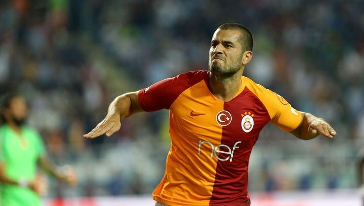 <h2>Galatasaray'da Eren Derdiyok bir adım önde</h2>