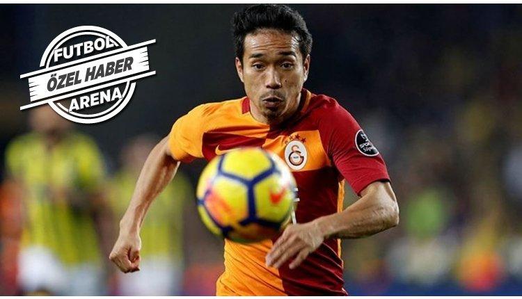 Galatasaray'da Nagatomo gelişmesi! Ankaragücü maçında...