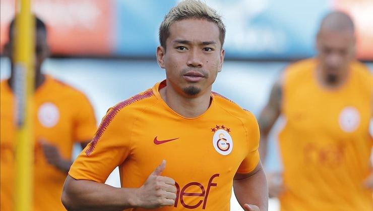 <h2>Galatasaray'da Nagatomo'dan fedakarlık</h2>