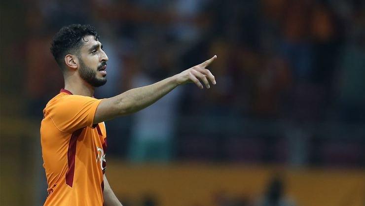 <h2>Galatasaray'da Tolga Ciğerci'ye Stuttgart talip</h2>