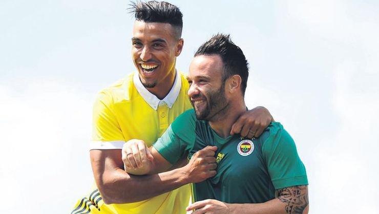 <h2>Giuliano'dan sonra sıra Valbuena ve Dirar'da</h2>