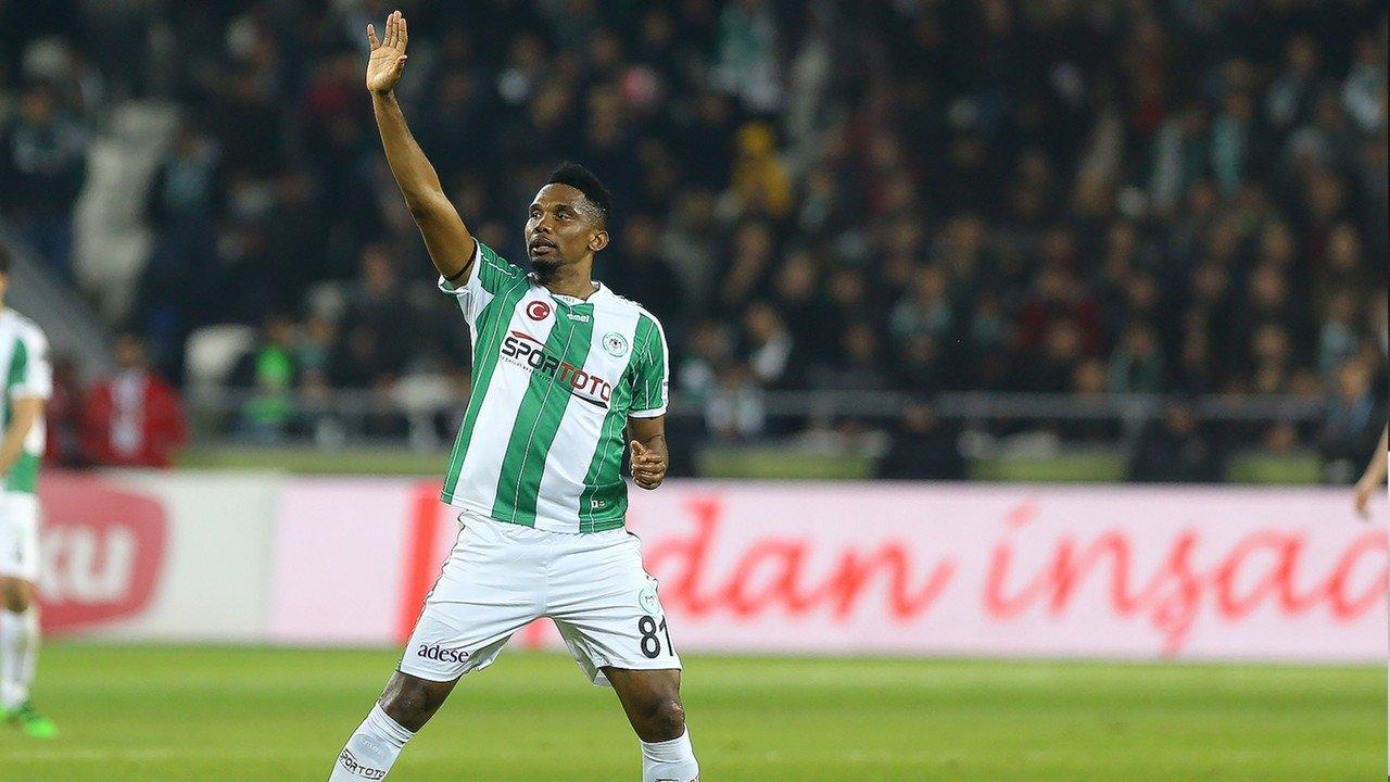Samuel Eto'o yine Süper Lig'de kalıyor! İşte yeni adresi