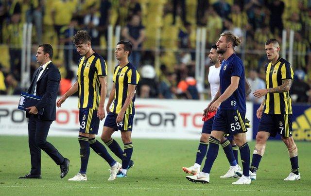 Ve Fenerbahçe'de ayrılık! İtalya'ya transfer oluyor