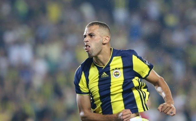 Beşiktaş derbisi öncesi Islam Slimani iddiası! Bakın ne yapacak
