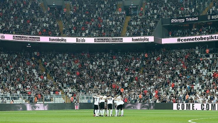<h2>Beşiktaş, evinde kolay kaybetmiyor</h2>