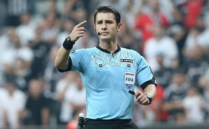 Beşiktaş maçının hakemi için o sözler; Bu ne biçim hakem?