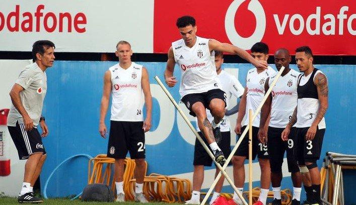 <h2>Beşiktaş, Malatya maçına hazır!</h2>