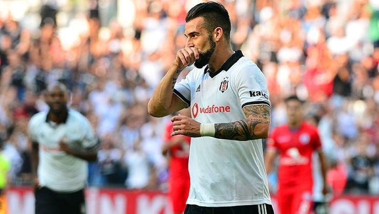 <h2>Beşiktaş, Negredo'nun menajerini çağırdı</h2>