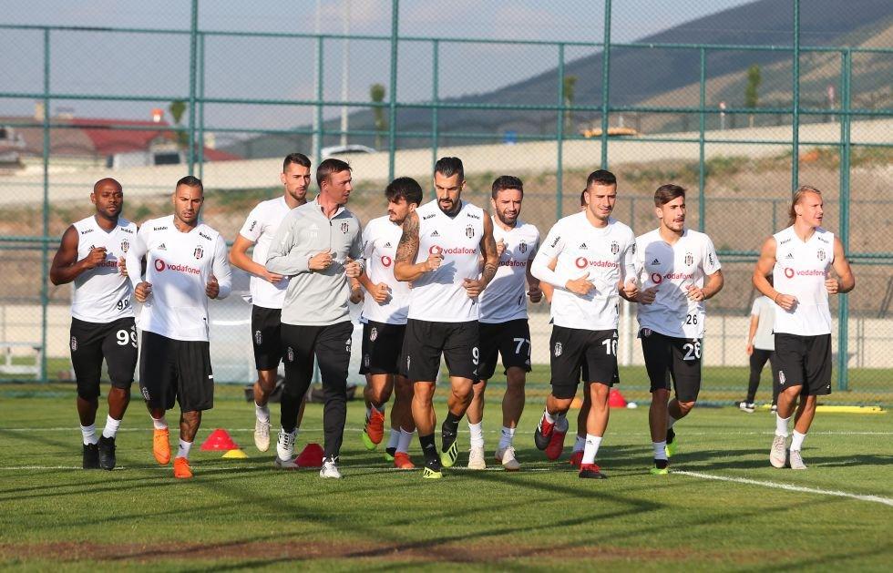 <h2>Beşiktaş, Yeni Malatyaspor maçı hazırlıklarını sürdürdü</h2>