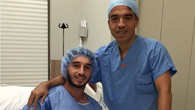 <h2>Beşiktaş'ın genç yıldızı Mertcan Açıkgöz ameliyat oldu</h2>