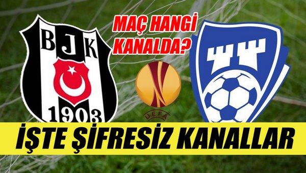 Beşiktaş'ın maçı hangi kanalda? İşte şifresiz yayınlayacak kanal