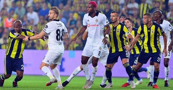 Beşiktaş'ta derbi sonrası; \