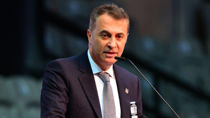 Beşiktaş'ta Fikret Orman'dan Şampiyonlar Ligi iddiası; Hepiniz...