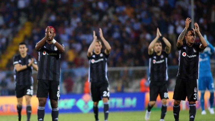 <h2>Beşiktaş'ta hedef Eylül'de 4 zafer</h2>