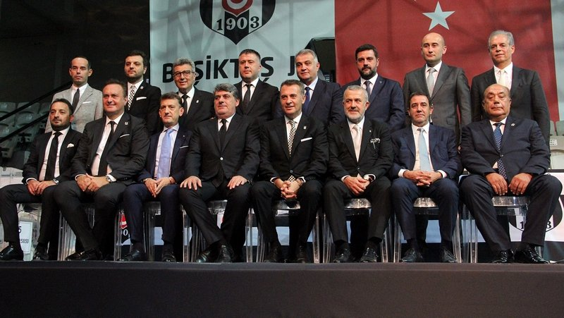 Beşiktaş'ta yeni yönetimin yapacağı ilk icraat