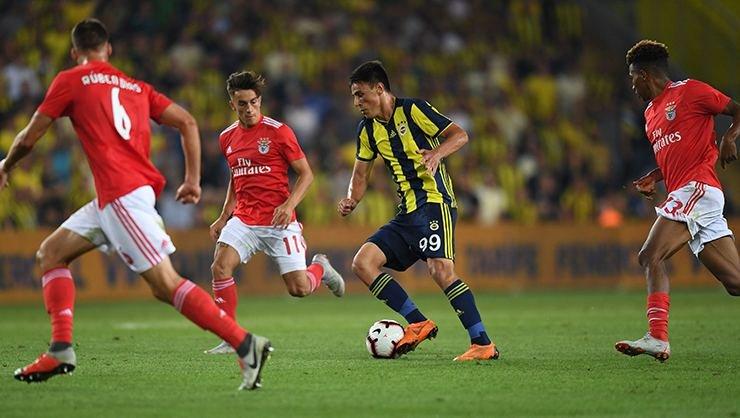 <h2>Borussia Dortmund, Fenerbahçeli futbolcu Eljif Elmas'ı istiyor!</h2>
