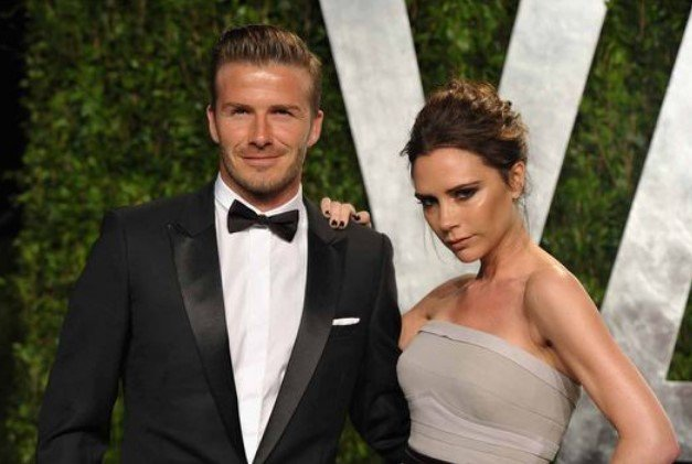 'David Beckham ve Victoria fena yakalandı!