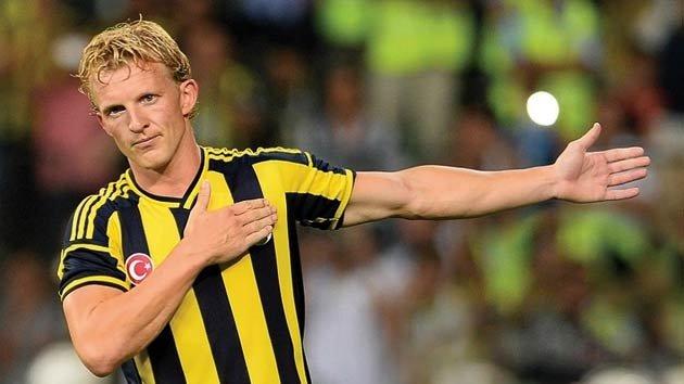 <h2>Dirk Kuyt Fenerbahçe'ye dönüyor!</h2>