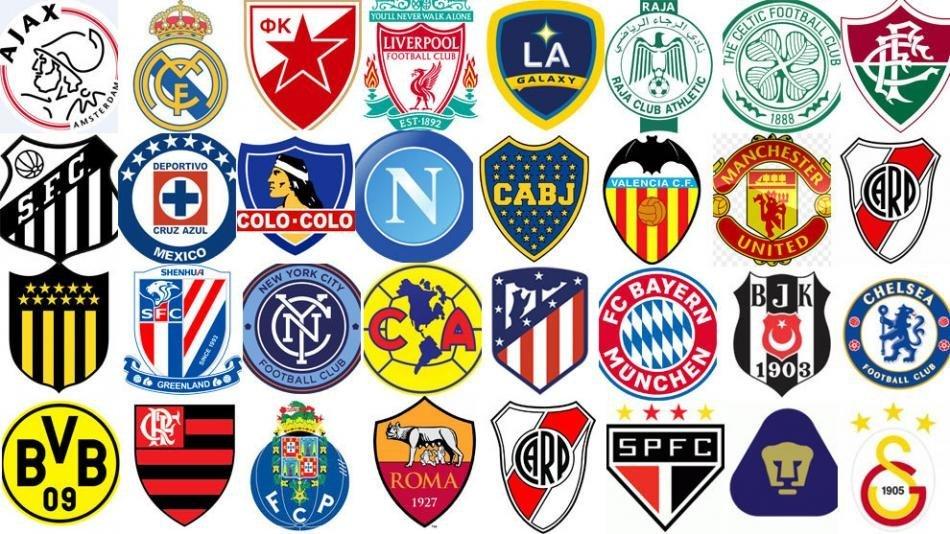 Dünyanın en iyi kulüp logoları açıklandı! Türk takımları kaçıncı?