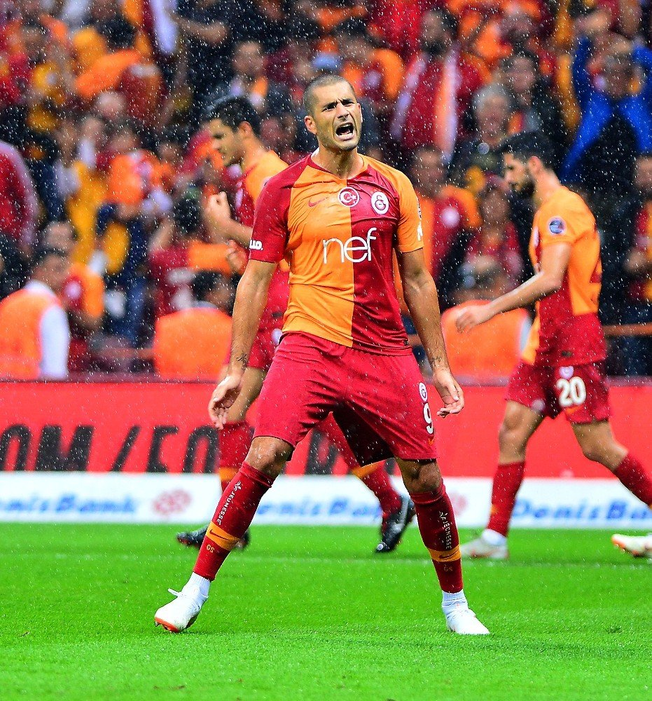 <h2>Eren bu sezon Süper Lig'in bu sezonki 100. golünü kaydetti</h2>