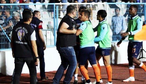 Erzurum'da olay! Emre Belözoğlu ve Erzurumlu yönetici...