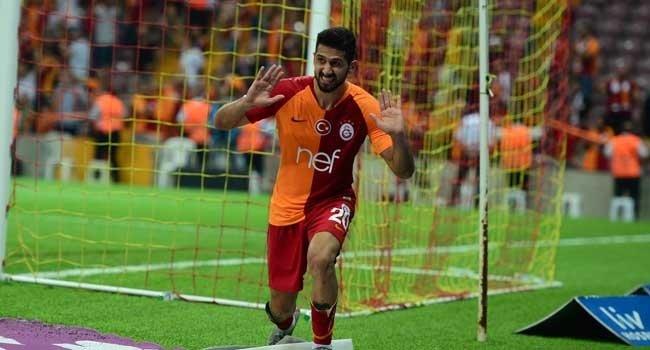 <h2>Fatih Terim'in oyun lideri Emre Akbaba</h2>