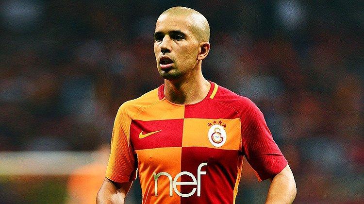 Feghouli, Galatasaray'ı neden takipten çıkardığını açıkladı