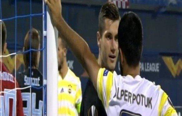 Fenerbahçe maçı sonrası olay; Akşam boş musun bebeğim?