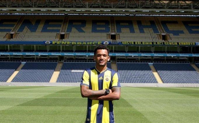 <h2>Fenerbahçe'de Cocu'nun gözdesi Jailson...</h2>