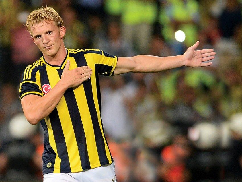 <h2>Fenerbahçe'de Cocu'ya 'Kuyt' dopingi!</h2>
