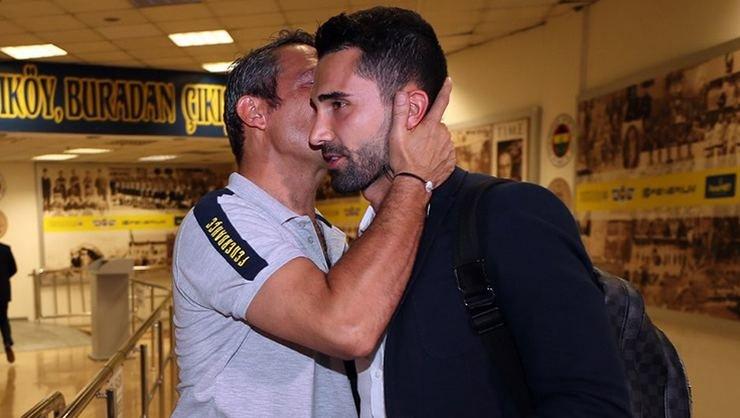 <h2>Fenerbahçe'de Hasan Ali'ya yoğun destek</h2>