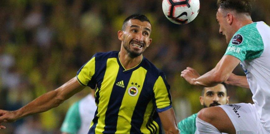 <h2>Fenerbahçe'de Mehmet Topal şoku!</h2>