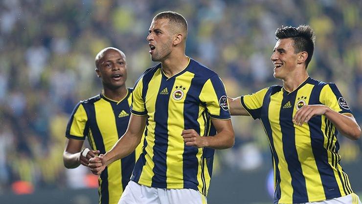 <h2>Fenerbahçe'de yüzler gülüyor</h2>
