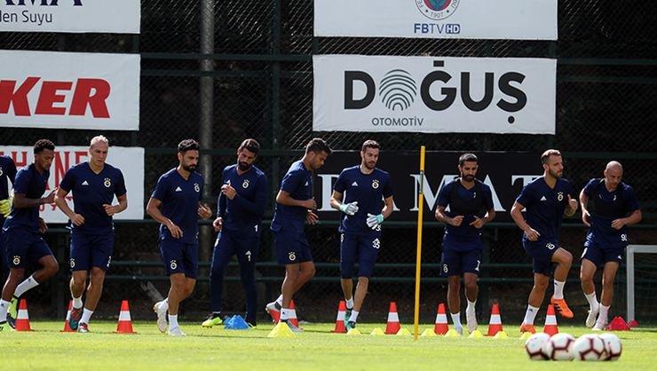 <h2>Fenerbahçe'nin geniş kadrosuna, büyük plan</h2>