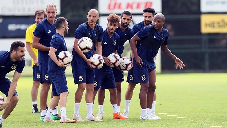 <h2>Fenerbahçe'nin hücum yolu açık</h2>