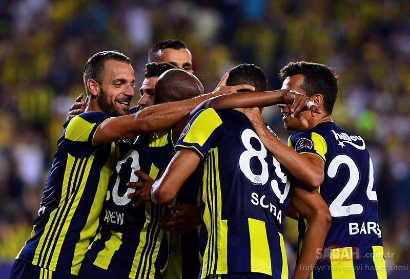 <h2>Fenerbahçe'nin Konyaspor 11'inde 6 ismin yeri garanti</h2>