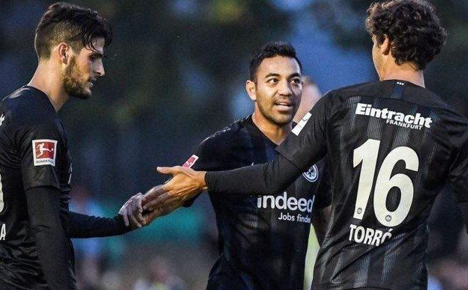 <h2>Fenerbahçe'nin transferinden vazgeçtiği Marco Fabian döktürdü!</h2>
