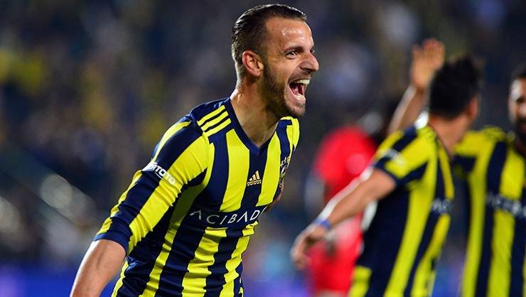 <h2>Fenerbahçe'nin yeni Van Persie'si: Roberto Soldado</h2>