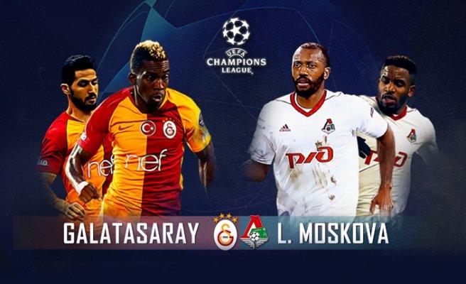 Galatasaray - Lokomotiv maçını şifresiz veren kanallar