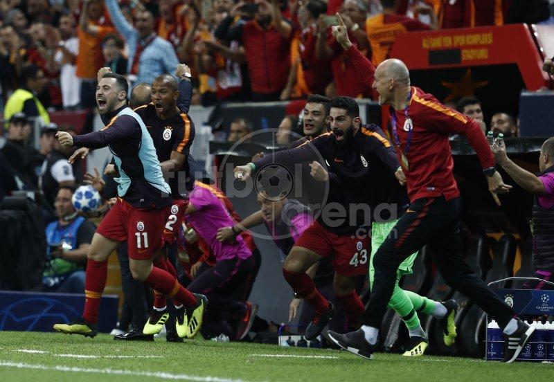 Galatasaray - Lokomotiv Moskova maçı sonrası kim ne dedi?