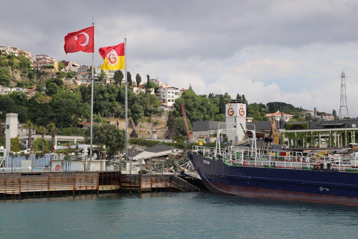 <h2>Galatasaray Adası Beltur'a kiralanıyor</h2>