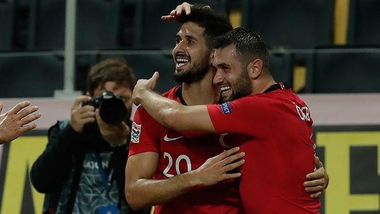 <h2>Galatasaray'da Ömer Bayram sevinci</h2>