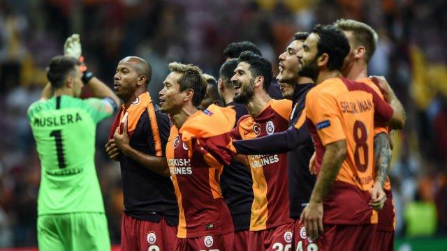 Galatasaray'ın Akhisar karşısındaki 11'i